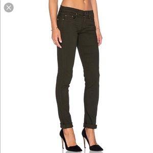 Rag & Bone Dre Jeans Aged Olive